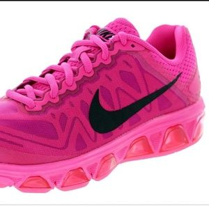 🔥Hot berry pink Nike Tailwind 7 Airmax